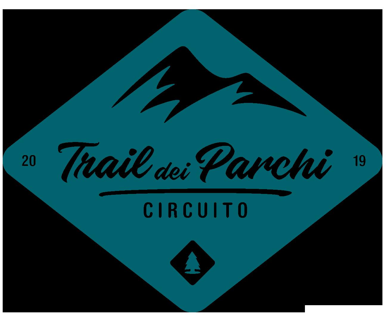 Logo Circuito Trail dei Parchi dell'Emilia